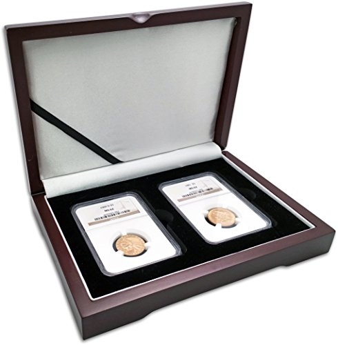 $5.00 Gold Half Eagle Denominational 2-Coin Set MS-62
