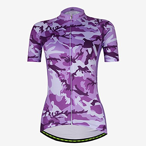 Cycling Jersey Women Aogda Bike Shirts Bicycle Bib for sale  Delivered anywhere in Canada