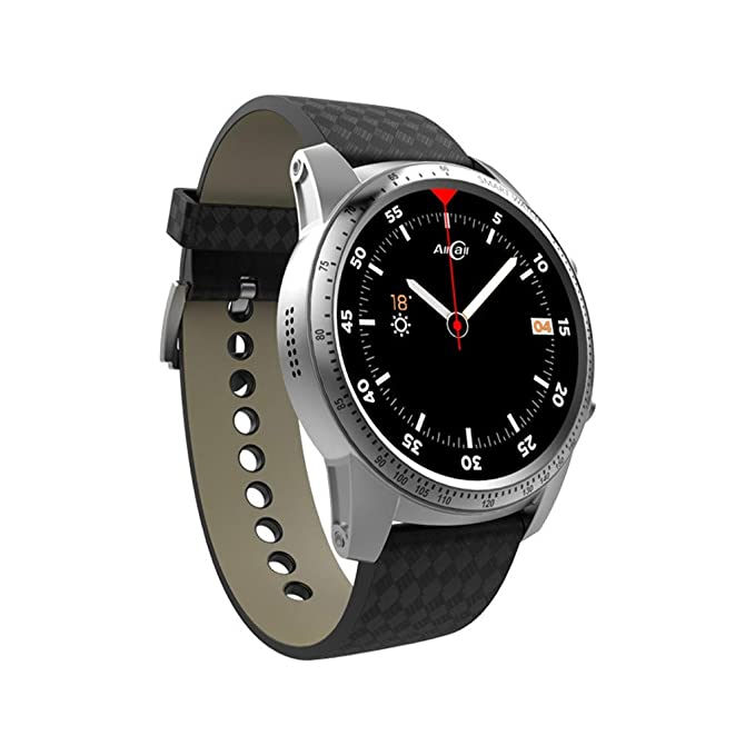 Skryo👍👍 AllCall W1 3G SmartWatch Phone Android Quad Core ...