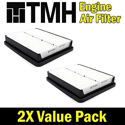 ( Pack of 2 ) TMH® TMH10881 GP881 ( 28113-2P100 ) Premium Rigid EXtra Guard Panel Engine Air Filter