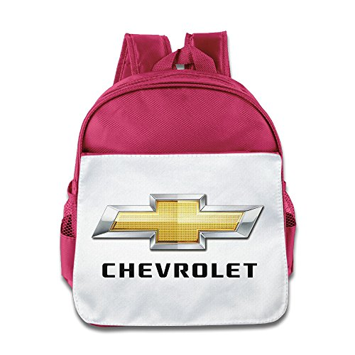 (MoMo Unisex CHEVROLET Logo Kids Backpacks Bags For Little Kids)