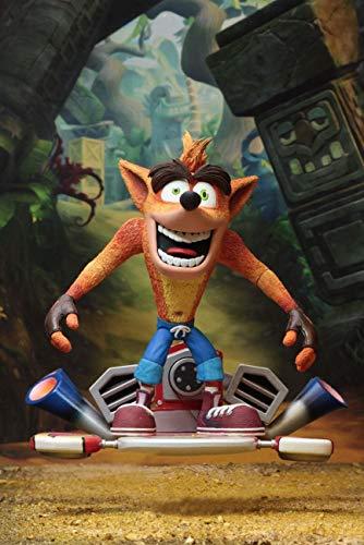 NECA Crash Bandicoot - 7
