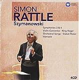 Szymanowski: Symphonies 3 & 4 Violin Concerto Etc.
