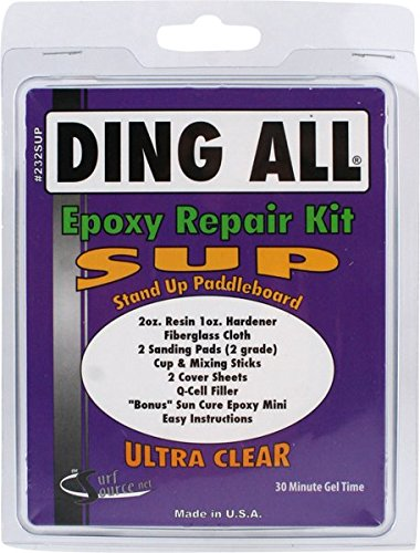 - Ding All SUP Epoxy Repair Kit