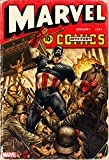 img - for Marvel Comics #1000 Mark Brooks Captain America 1940s Decade Variant book / textbook / text book