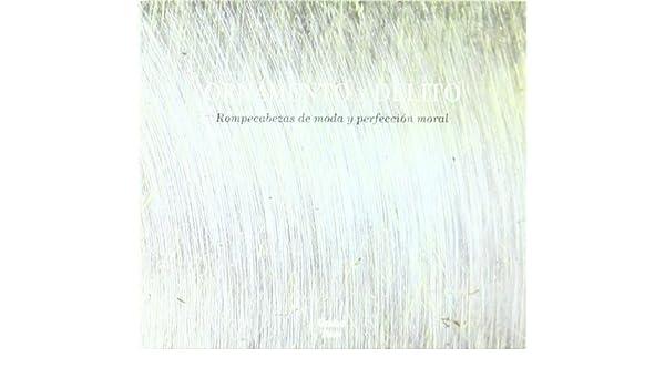 Rompecabezas De Moda Y Perfeccion Moral: Ornamento Y Delito: Amazon.es: Música