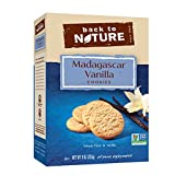 Back to Nature Non-GMO Cookies, Madagascar Vanilla, 9 Ounce Review