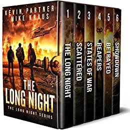 The Long Night Box Set: The Complete The Long Night Series - Books 1-6 by [Partner, Kevin, Kraus, Mike]