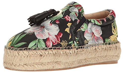 J Diapositives Jslides Femmes Rosa Mode Sneaker Noir / Multi