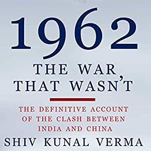 1962: The War That Wasn't Audiobook
