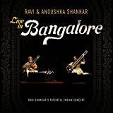 Ravi & Anoushka Shankar Live In Bangalore (2 CD + DVD)