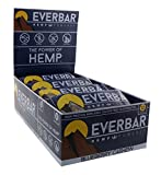 EverBar Protein Bar – Blueberry Cashew – 16 Bars – ONLY 9 Ingredients – 12g of Protein – Clean Energy Meal Replacement – Gluten-Free, Non-GMO, Dairy Free, Soy Free – Hemp Protein Review