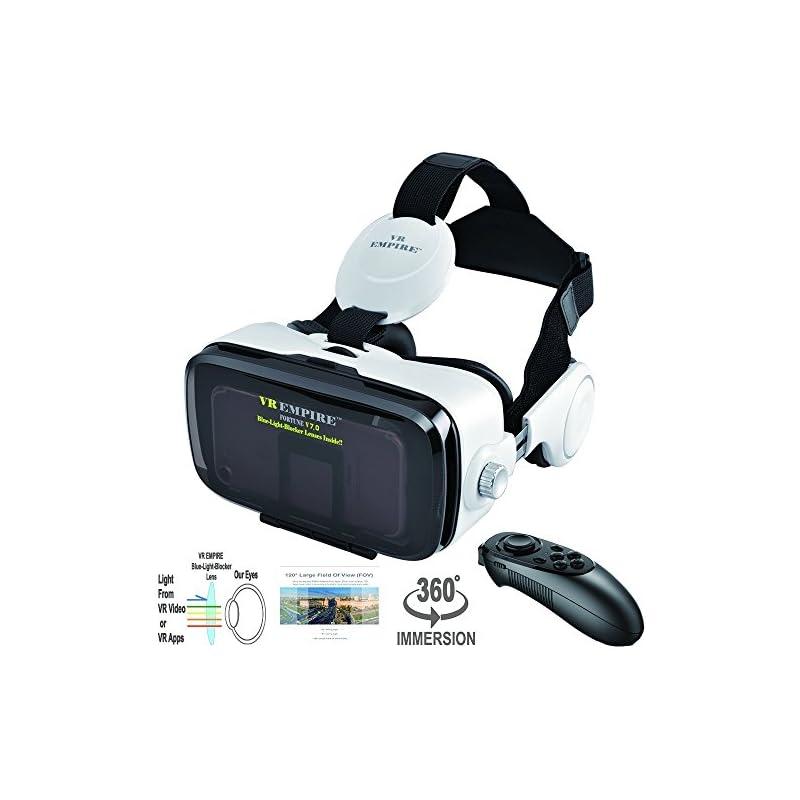 VR Headset Virtual Reality Headset 3D Gl