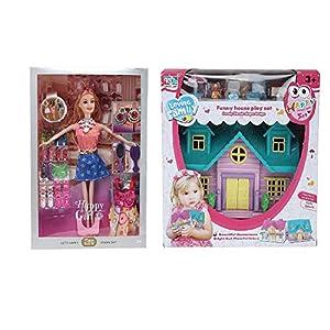 TENDERFEET Cute Doll House with...