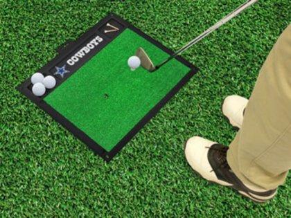664132abbbfca3 Amazon.com: FANMATS 15459 Dallas Cowboys Golf Hitting Mat: Automotive