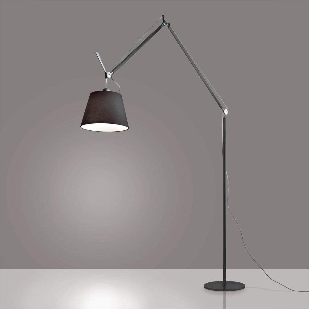 Tolomeo Mega Floor Lamp Black 14 Inch Black Shade Amazon Com