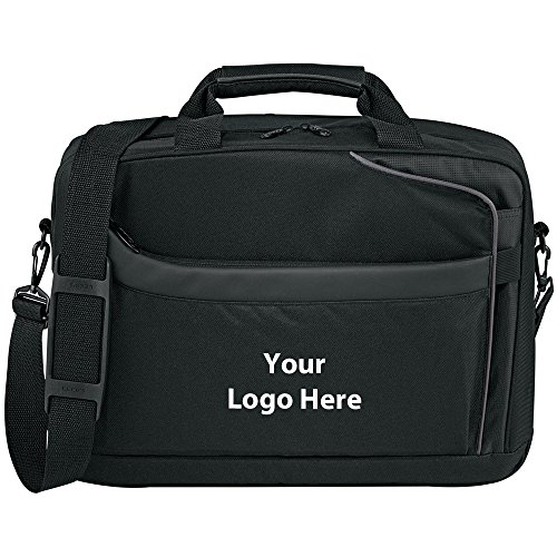 CheckMate TSA 15'' Computer Briefcase - 24 Quantity - $29.90 Each - PROMOTIONAL PRODUCT / BULK / BRANDED with YOUR LOGO / CUSTOMIZED by Sunrise Identity (Image #3)