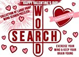 Valentines Gifts for Her: Word Search Puzzle Book as a Valentines Day Gift for Her: Valentines Day Gifts for Girlfriend, Wife, or Mom