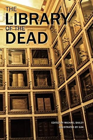 book cover of The Library of the Dead