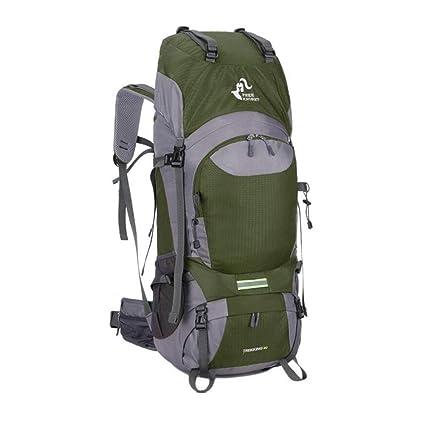 4a27c50c7e4f Amazon.com: YAXuan 75L Backpack Outdoor Travel Trekking Hiking ...