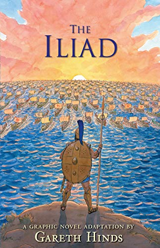 The Iliad por Gareth Hinds