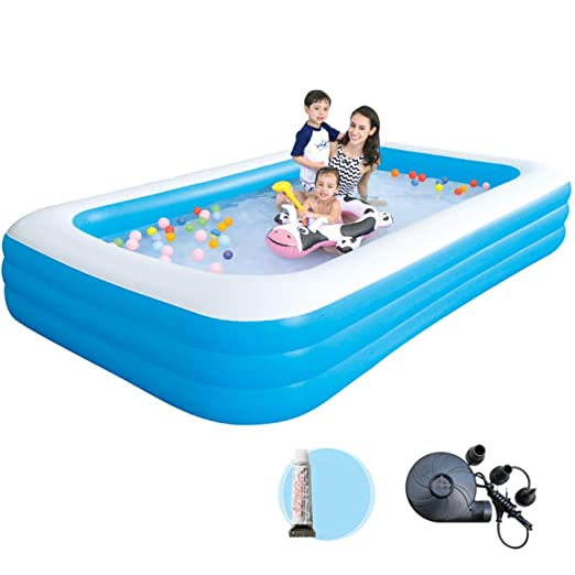 YIRUN Adult Inflatable Pool For Summer Party Verano De ...