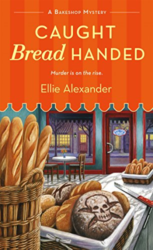 book cover of Caught Bread Handed