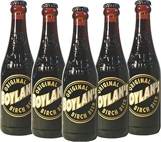 product image for Boylan's Original Birch Beer, 12 Ounce (12 Glass Bottles)