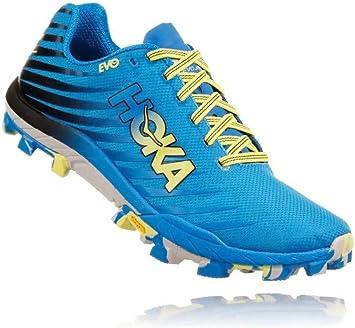 Hoka One EVO Jawz - Zapatillas de Running para Hombre, Turquesa, 11.5: Amazon.es: Deportes y aire libre
