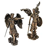 Design Toscano Uriel and Raphael: The Archangel Sculptures
