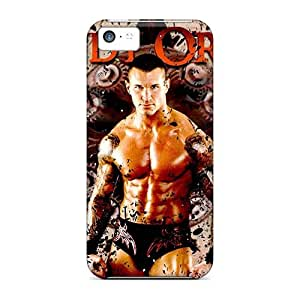 Bumper Hard Phone Covers For Iphone 5c With Custom Colorful Papa Roach Pictures ChristopherWalsh