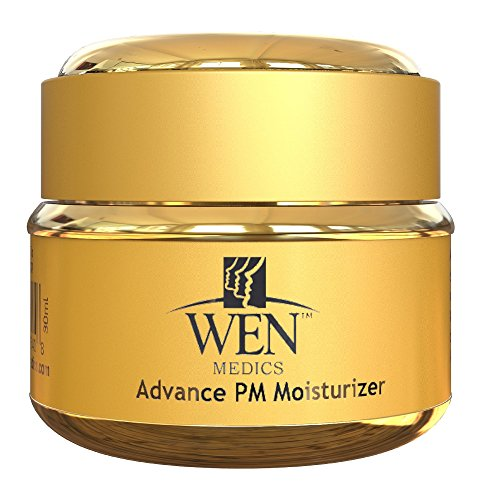 Advance PM Moisturizer Anti Wrinkle & Anti Aging Night Cream With Peptides For Men & Women By WENmedics | 50ml Jar