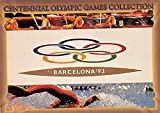 1992 Barcelona Trading Card (Olympic Games Poster, Spain) 1992 Centennial Olympic Games #93