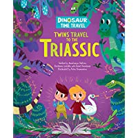 Twins' Adventures in the Triassic (Clever Storytime) [Idioma Inglés] (Dinosaur Time Travel)