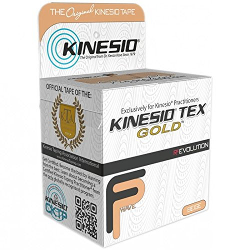 Xomed-Treace Inc - MDSGKT15014 : Kinesio Tex Gold FP Tapes by Xomed-Treace Inc