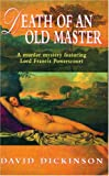 Death of an Old Master, David Dickinson, 0786713062