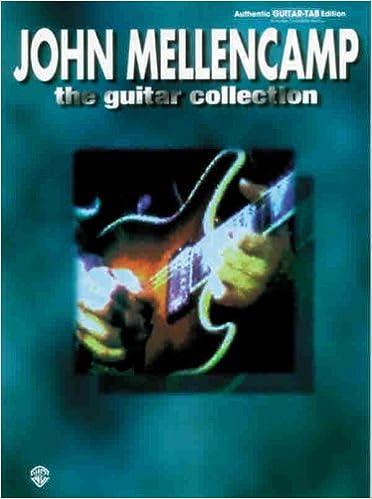 Amazon John Mellencamp The Guitar Collection Authentic Guitar