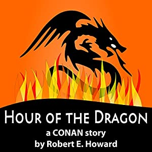 The Hour of the Dragon Hörbuch