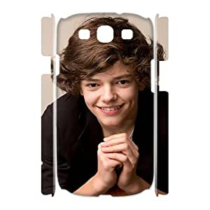YYCASE Harry Styles Customized Hard 3D Case For Samsung Galaxy S3 I9300