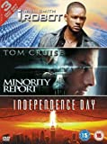 I, Robot/Minority Report/Independence Day [Import anglais]