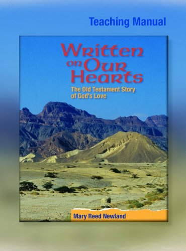 Written on Our Hearts: The Old Testament Story of God's Love (Teaching Manual)