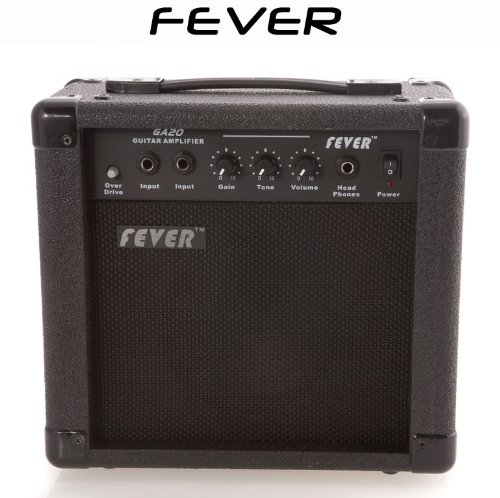 Great Deal! Fever GA-20 Acoustic Guitar Amplifier