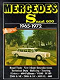 Mercedes S and 600, 1965-72, Clarke, R. M., 1855201860