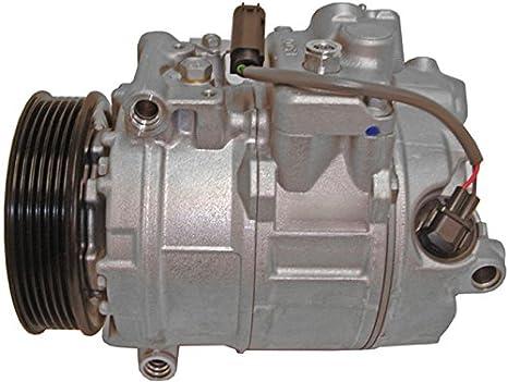 BEHR HELLA SERVICE 8FK 351 322-761 Compresor, aire acondicionado: Amazon.es: Coche y moto