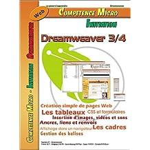 DREAMWEAVER 3-4