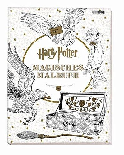 Harry Potter: Magisches Malbuch: Amazon.de: Bücher