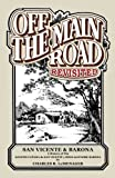 img - for Off The Main Road - Revisited: San Vicente & Barona book / textbook / text book