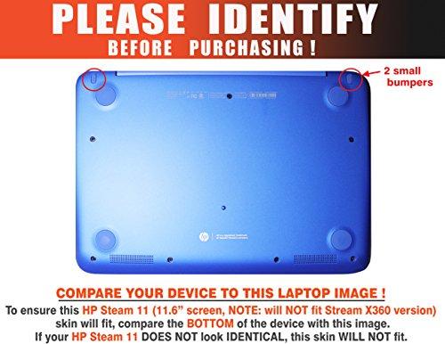 Decalrus Hp Stream 11 D010nr 11 6 Quot Screen Laptop