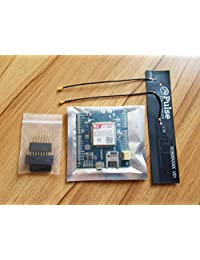 Botletics SIM7000 LTE CAT M1 NB IoT Celular + GPS + Kit de protección de antena para Arduino (SIM7000G)