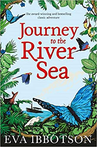 Journey to the River Sea: Amazon.co.uk: Eva Ibbotson ...